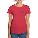 CIA: CIA Women's Dark T-Shirt