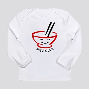 Miso Cute Long Sleeve Infant T-Shirt