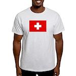 SWISS CROSS FLAG Light T-Shirt