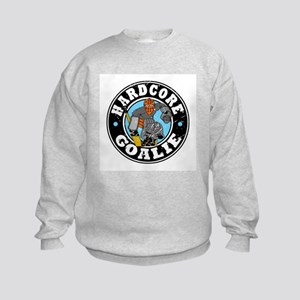 Hardcore Goalie Kids Sweatshirt