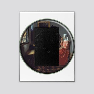 The Wine Glass by Johannes Vermeer Picture Frame