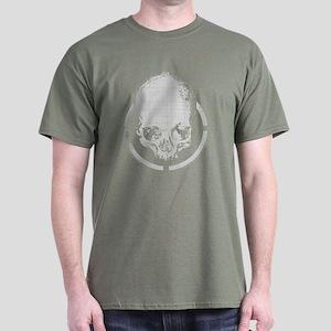 3-AortaSkull2 T-Shirt