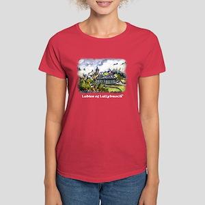 Women's Dark & Colour T-Shirts