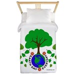Earth Day Everyday Twin Duvet