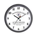 The H-LAT Wall Clock