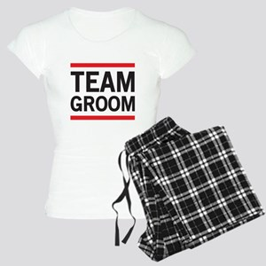 Team Groom Pajamas