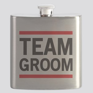 Team Groom Flask