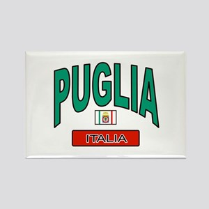 Puglia Italy Rectangle Magnet