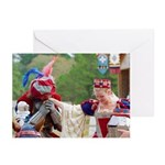 """""""The Kiss"""" Greeting Cards (Pk of 10)"""