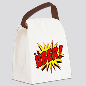 Über! Canvas Lunch Bag