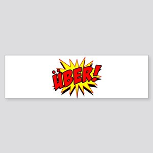 Über! Sticker (Bumper)