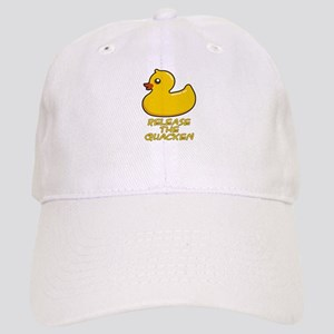 Release the Quacken Baseball Cap