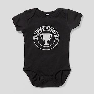 Trophy Husband Baby Bodysuit
