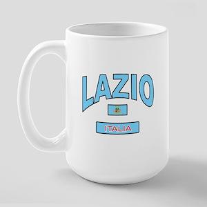 Lazio Italy Large Mug