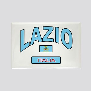 Lazio Italy Rectangle Magnet