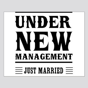 Under New Management Just Married Posters