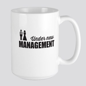 Under New Management Mugs