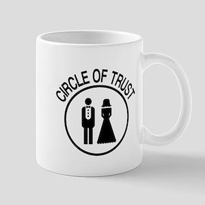 Wedding Circle of Trust Mugs