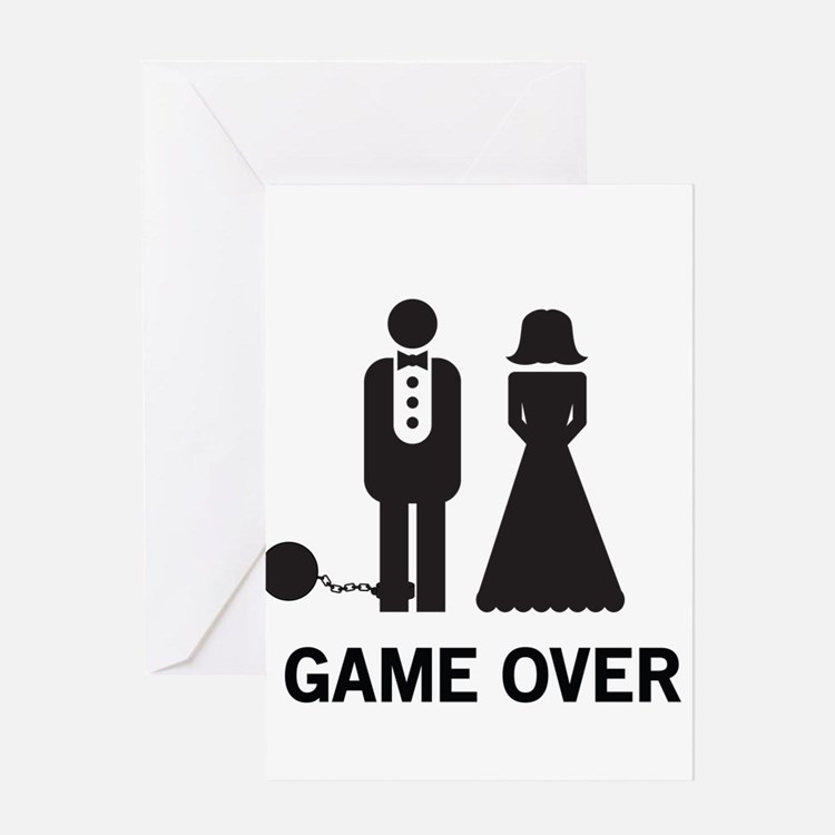 Ball And Chain Funny Wedding Greeting Cards Card Ideas Sayings
