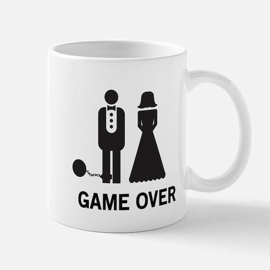 Game Over Mugs