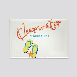 Clearwater - Rectangle Magnet
