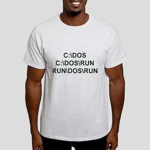 C:\DOS\RUN Light T-Shirt