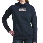 Sleepy Lion Corporation Women's Hooded Sweatshirt