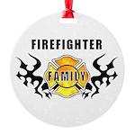 Firefighter Family Ornament