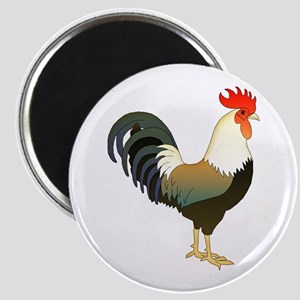 Rocking Rooster Magnets