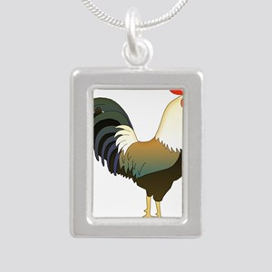 Rocking Rooster Necklaces