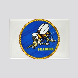 Us Navy Seabees Magnets