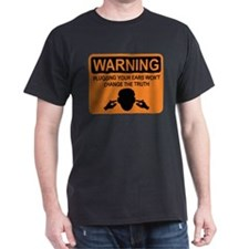 warning signs Dark T-Shirt