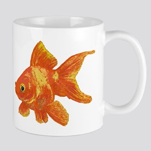 Goldfish Mugs
