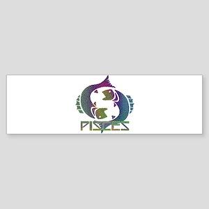 PISCES #3 - Bumper Sticker