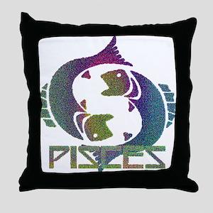 PISCES #3 - Throw Pillow