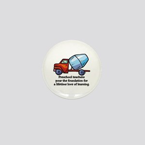 Preschool Teacher Gift Ideas Mini Button