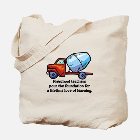 Preschool Teacher Gift Ideas Tote Bag