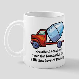 Preschool Teacher Gift Ideas Mug
