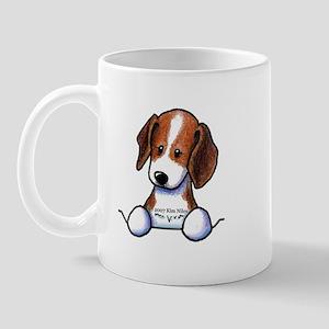 Pocket Beagle Mug