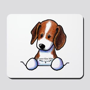 Pocket Beagle Mousepad