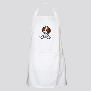 Pocket Beagle BBQ Apron