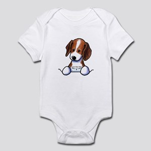 Pocket Beagle Infant Bodysuit