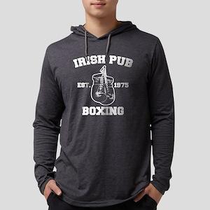 Irish Pub Boxing Long Sleeve T-Shirt