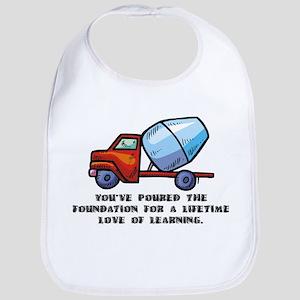 Cute gifts for teachers Bib
