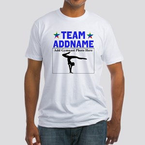 TEAM GYMNAST Fitted T-Shirt