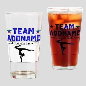 TEAM GYMNAST Drinking Glass