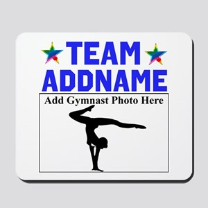 TEAM GYMNAST Mousepad
