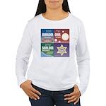 Makom Ohr Shalom Women's Long Sleeve T-Sh