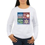Makom Ohr Shalom Women's Long Sleeve T-Sh