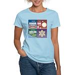 Makom Ohr Shalom Women's Light T-Shirt